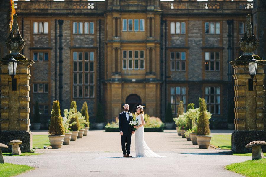 Eynsham Hall Wedding - Helen & Tom