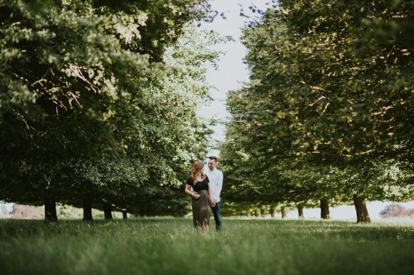 wedding_photographer_Engagement session in Blenheim Palace