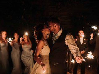 Rustic Wedding at Templars Barn, Berkshire