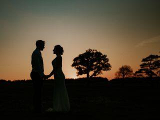 A Wedding at Lulworth Castle