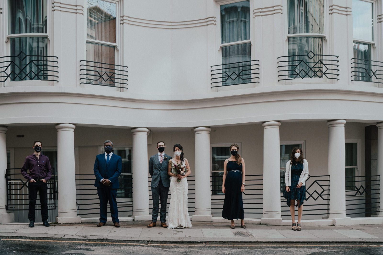 Covid-19: Introducing flexible wedding photography package - The Yew Tree